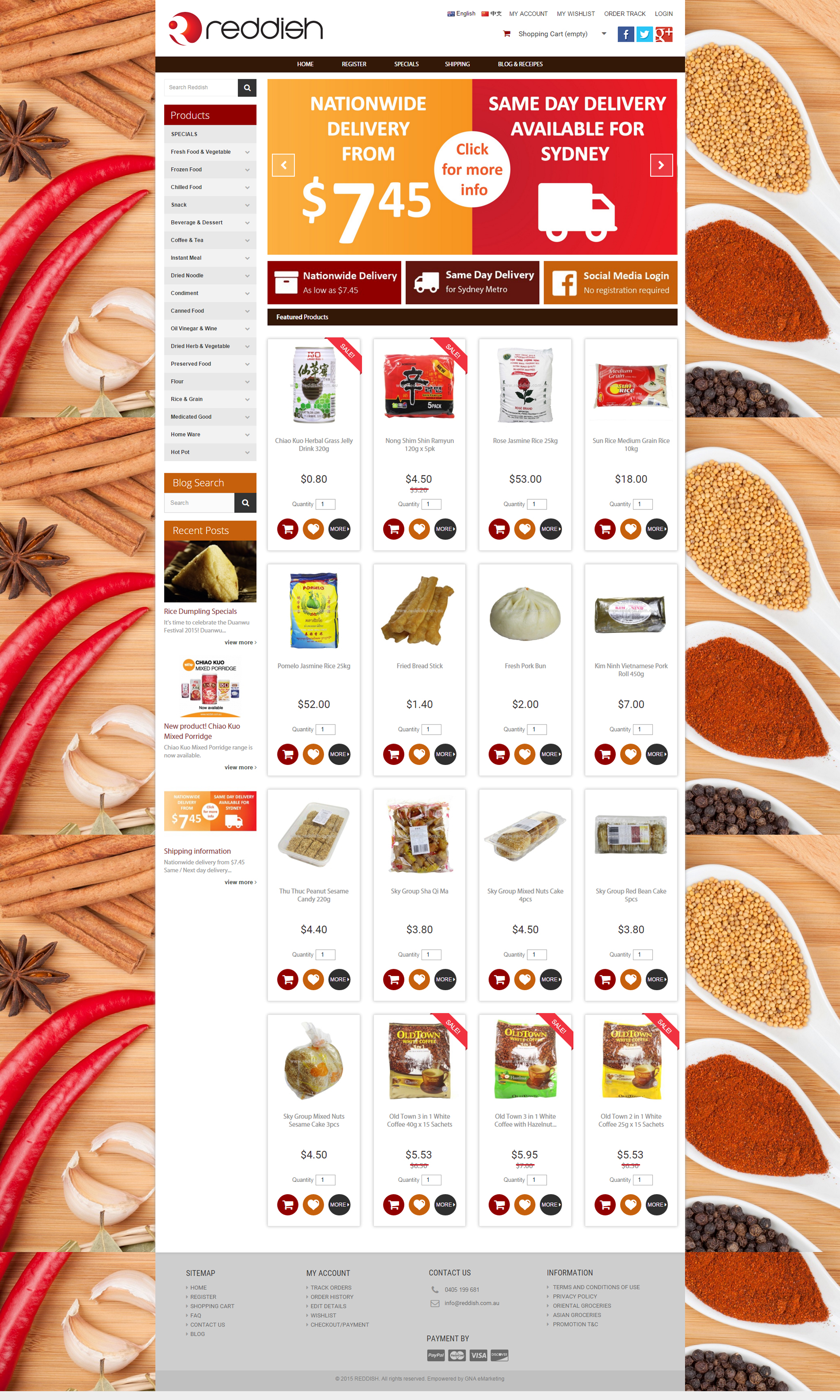 asian grocery online - Find Korean